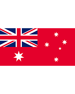 Drapeau: Civil Ensign of Australia | The Australian Red Ensign