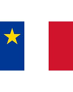 Drapeau: Acadia