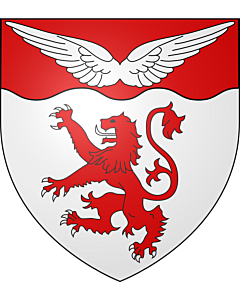 Drapeau: Frederick Russell Arms