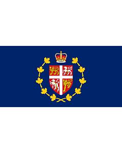 Drapeau: Lieutenant-gouverneur de Terre-Neuve-et-Labrador