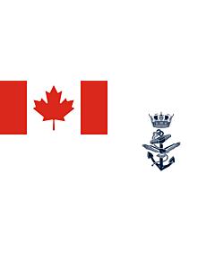 Drapeau: Naval Jack of Canada