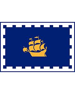 Drapeau: Quebec City   Quebec City, Quebec, Canada
