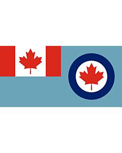 Drapeau: Royal Canadian Air Force ensign