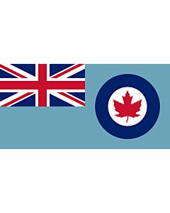 Drapeau: Royal Canadian Air Force Ensign 1941-1968
