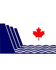Drapeau: Scarborough, Ontario   En Scarborough, Ontario, drawn in