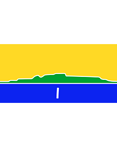 Drapeau: Thunder Bay   An approximation of the flag of the City of Thunder Bay
