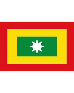 Drapeau: Barranquilla  Atlántico | Ciudad de Barranquilla  Atlántico