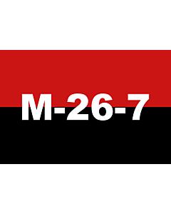 Drapeau: M 26 7