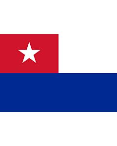 Drapeau: Naval Jack of Cuba