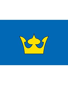 Drapeau: Brno-Královo pole vlajka | Brno-Královo pole | Městské části Brna-Králova pole