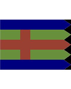 Drapeau: Jutland | Jutlandic banner | Den Jydske Fane