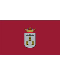 Drapeau: Albacete-Bandera | Ciudad de Albacete, en Albacete  España