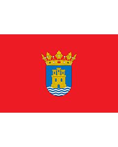 Drapeau: Alcalá de Henares | D Alcalá de Henares | Alkalao | Alcalá de Henaresko bandera | E Alcalá de Henares | Bandièra d Alcalá de Henares