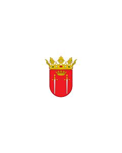 Drapeau: Aoiz | Aoiz Navarre-Spain | Villa y municipio de Aoiz  Navarra-España | Agoizko  Nafarroa  bandera