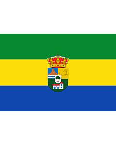 Drapeau: Tres Villas | Municipio de Las Tres Villas en la Provincia de Almería  España