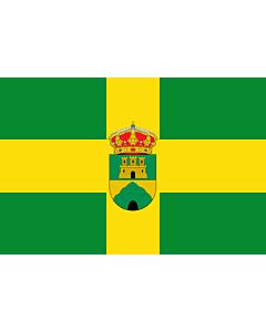 Drapeau: Oria | Municipio de Oria en la Provincia de Almería  España