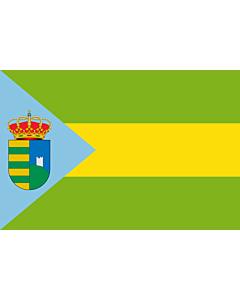 Drapeau: Pruna  Sevilla | Pruna, Seville, Spain | Pruna, Sevilla, España