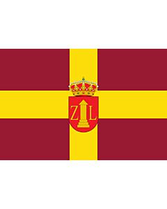 Drapeau: Zalamea la Real Spain
