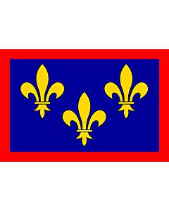 Drapeau: France anjou