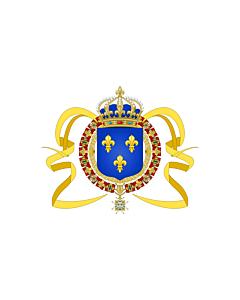Drapeau: Pavillon LouisXIV