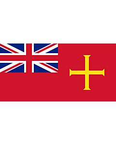 Drapeau: Civil Ensign of Guernsey