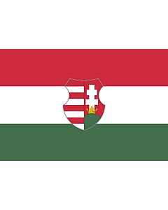 Drapeau: Hungary  1946-1949, 1956-1957 | Hungary from mid/late 1946 to 20 August 1949 and from 12 November 1956 to 23 May 1957 | Magyarország zászlaja 1946 közepe-vége és 1949. augusztus 20. | Флаг Венгрии в 1946-1949 и 1956-1957 годах