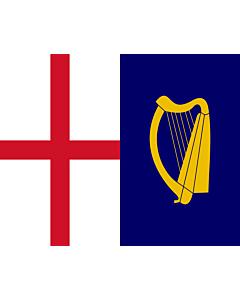 Drapeau: Commonwealth-Flag-1649 | Commonwealth flag of 1649, as per FOTW United Kingdom Flags of the Interregnum