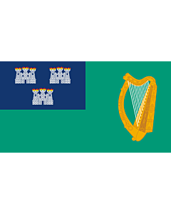 Drapeau: IRL Dublin | Dublin City, Ireland