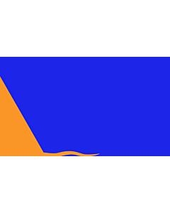 Drapeau: Sunburst | Modern design of the Irish nationalist  Sunburst flag