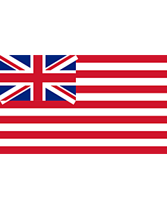 Drapeau: British East India Company  1801 | British East India Company