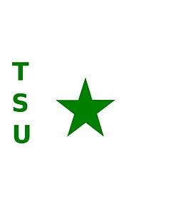 Drapeau: TSU