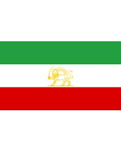 Drapeau: State Iran 1964-1980 alternate