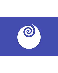 Drapeau: Ibaraki Prefecture | 茨城県旗