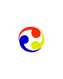Drapeau: Ryukyu Kingdom | Contrary to the file name