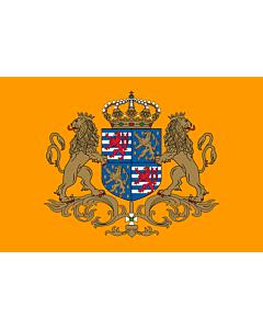 Drapeau: Étendard du grand-duc de Luxembourg