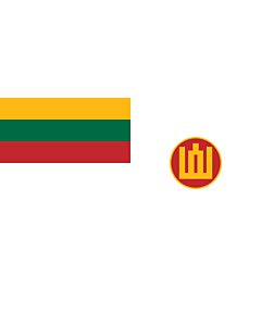 Drapeau: Lithuanian Minister of Defence s