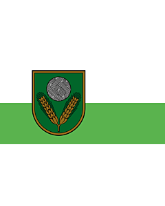 Drapeau: Rēzeknes novads | Rēzeknes Municipality | Rēznis nūvoda karūgs | Rēzeknes novada | Флаг Резекненского края