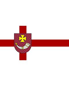 Drapeau: Ventspils | City of Ventspils, Latvia | Ventspils pilsētas karogs | Флаг города Вентспилс