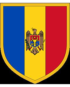 Drapeau: Scudetto Moldova