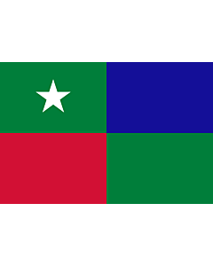 Drapeau: Standard of the Prime Minister of the Maldives
