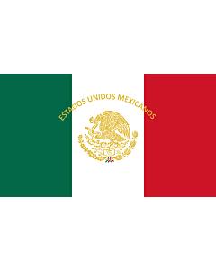 Drapeau: Mexican Presidential Standard