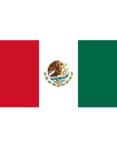 Drapeau: Mexico  reverse