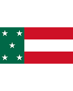 Drapeau: Republic of Yucatan