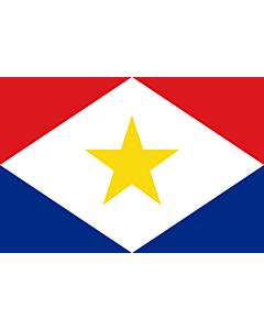 Drapeau: Saba