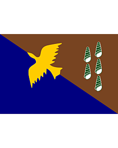 Drapeau: Manus | Manus, province of Papua New Guinea | Plak bilong Manus, provins bilong Papua Niugini