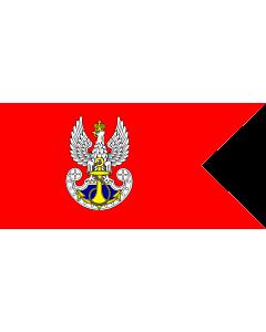 Drapeau: Polish Navy