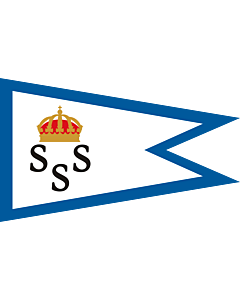 Drapeau: Burgee of KSSS members