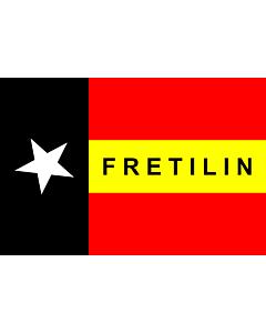 Drapeau: FRETILIN  East Timor | FRETILIN | FRETILIN nian