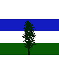 Drapeau: Cascadia | Cascadia, based on en Image Cascadian flag