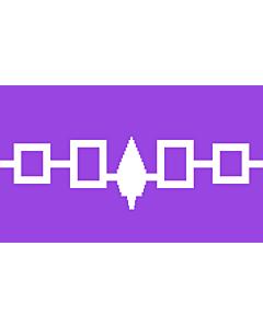 Drapeau: Iroquois